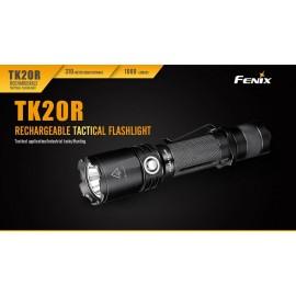 FENIX TK20R (Torcia ricaricabile con USB)