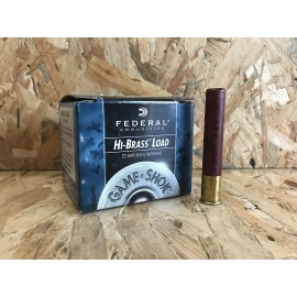 Federal Hi-Brass Load 19,5g